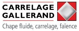 Gallerand carrelage Logo